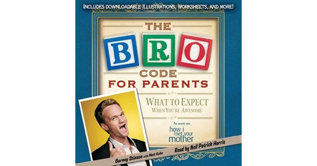 Bro Code For Parents Pdf