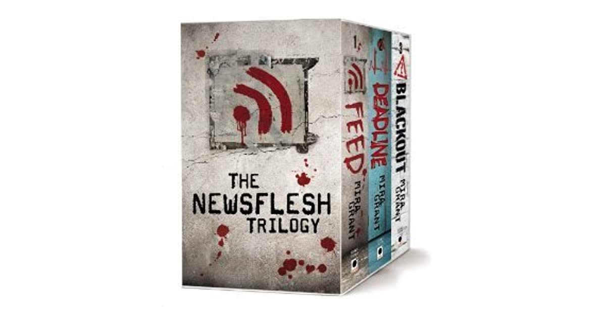 Blackout: The Newsflesh Trilogy: Book 3