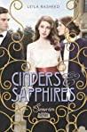 Cinders & Sapphires by Leila Rasheed