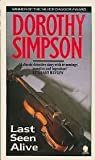 Last Seen Alive (Inspector Thanet, #5)