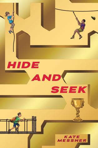 Hide and Seek (Silver Jaguar Society Mysteries #2)
