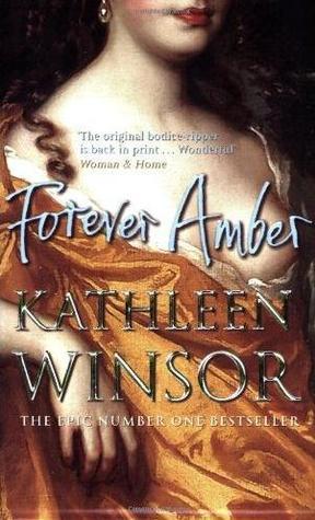 Cover Forever Amber - Kathleen Winsor