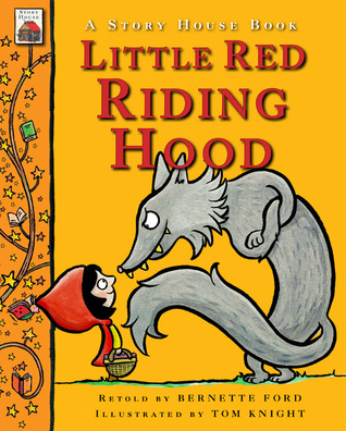 Little Red Riding Hood By Bernette G Ford