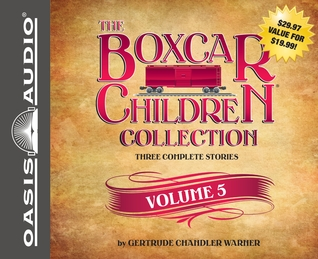The Boxcar Children Collection Volume 5: Snowbound Mystery, Tree House Mystery, Bicycle Mystery