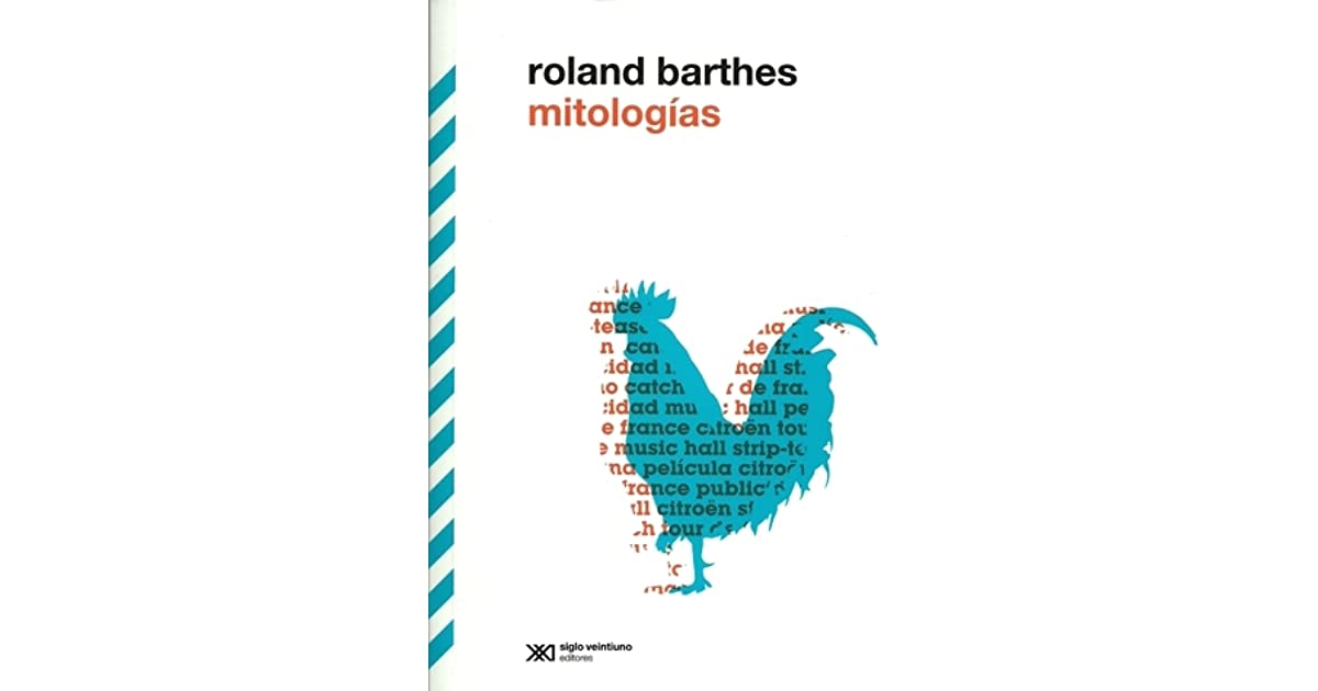 roland barthes soap powders and detergents