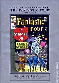Marvel Masterworks: The Fantastic Four, Vol. 3