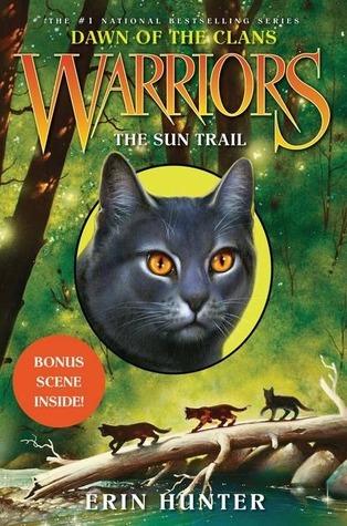 The Sun Trail by Erin Hunter