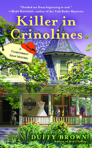Killer in Crinolines  (Consignment Shop Mystery #2)
