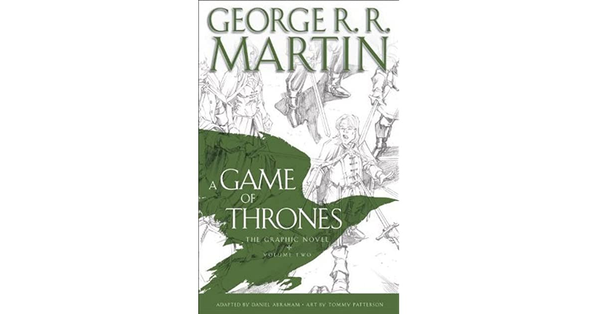 A Game Of Thrones The Graphic Novel Vol 2 By Daniel Abraham
