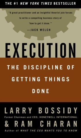 the discipline of getting things done