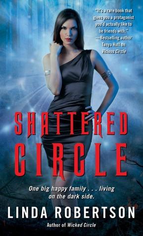 Shattered Circle (Persephone Alcmedi, #6)