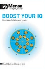 Mensa Boost Your IQ: Hundreds of Challenging Puzzles
