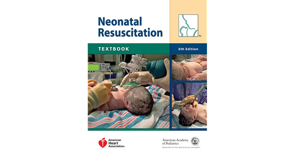 Textbook of neonatal resuscitation by american academy of pediatrics fandeluxe Image collections