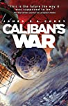 Caliban's War (Expanse, #2) cover