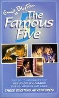 The Famous Five: 3 Adventures 4-6