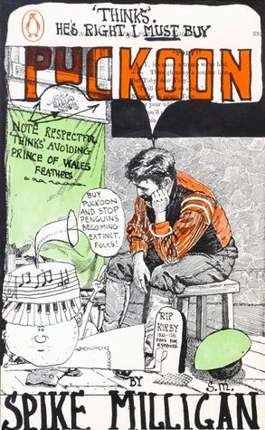 Puckoon book cover
