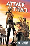 Attack on Titan, Vol. 4 (Attack on Titan, #4)
