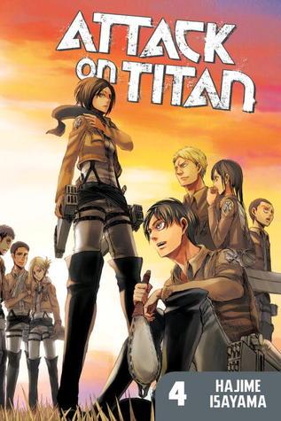 Attack on Titan, Vol. 4