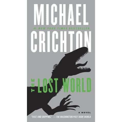 the lost world michael crichton pdf