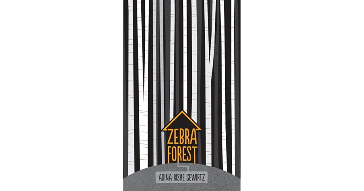 A gripping, thought provoking novel . . . Zebra Forest