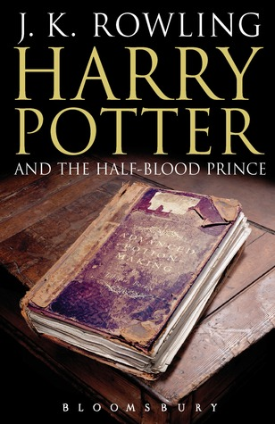 Book Review: Half Blood Prince