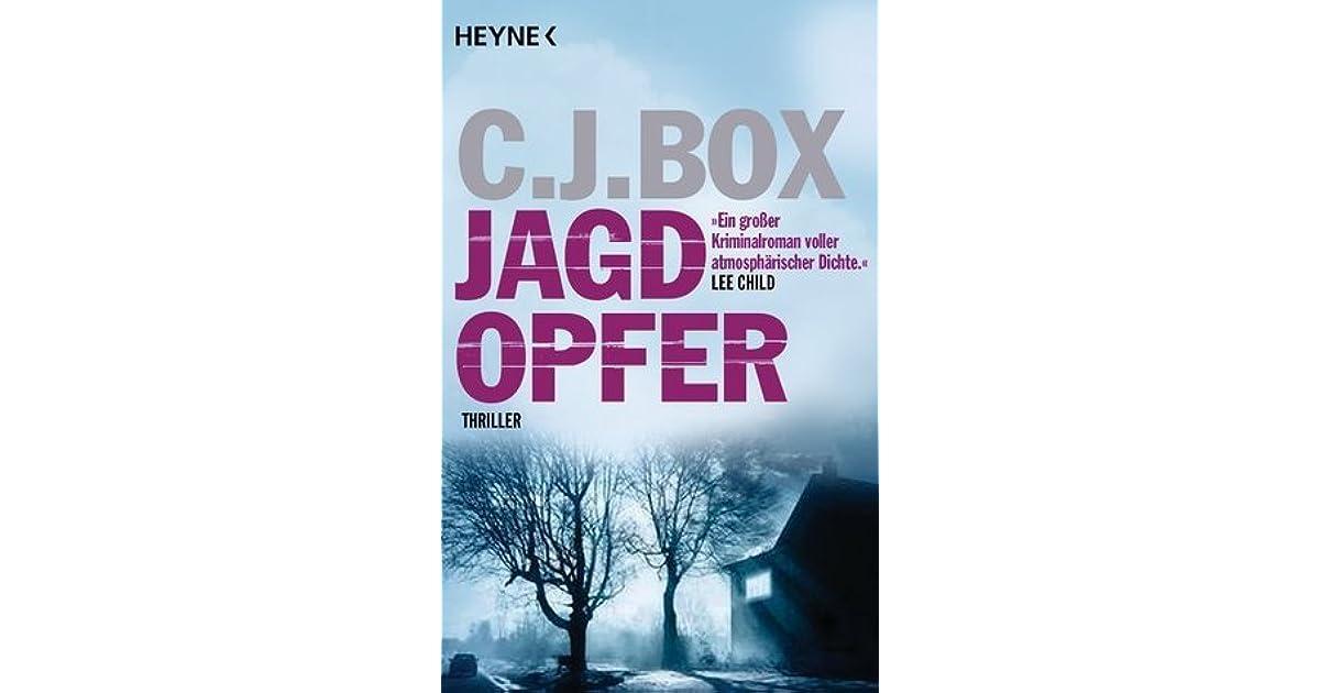 Jagdopfer: Thriller (Die Joe Pickett 1) (German Edition)