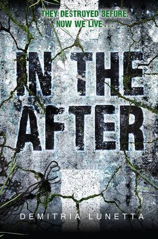"Book cover of ""In the After"" by Dimitria Lunetta"