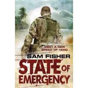Sam Paperback Book The Fast E Force 1 by Fisher E-FORCE: State of Emergency