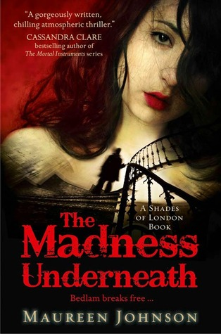 The Madness Underneath  pdf
