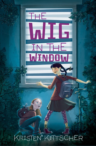 The Wig in the Window (Young and Yang, #1)