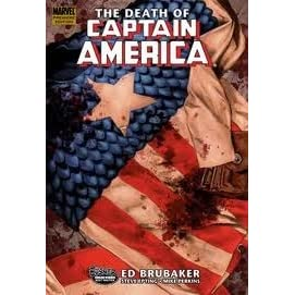 Captain America: The Death of Captain America, Volume 1: The Death