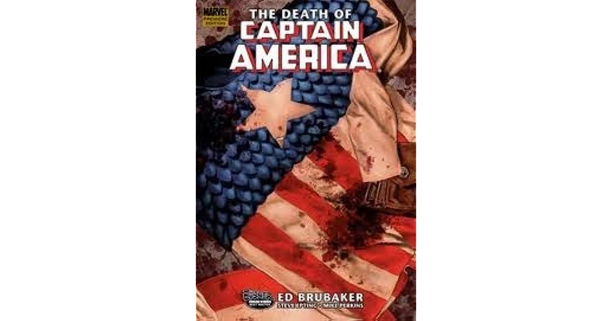 Captain America: The Death of Captain America, Volume 1: The