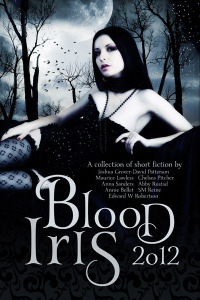 Blood Iris 2012 by Annie Bellet