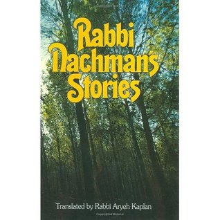 Rabbi Nachman's Stories by Nachman of Breslov