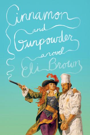 Cinnamon and Gunpowder cover