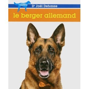 Le berger allemand by Joël Dehasse