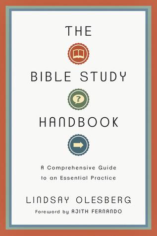The Bible Study Handbook by Lindsay Olesberg