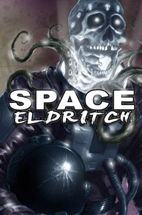 book cover for Space Eldritch