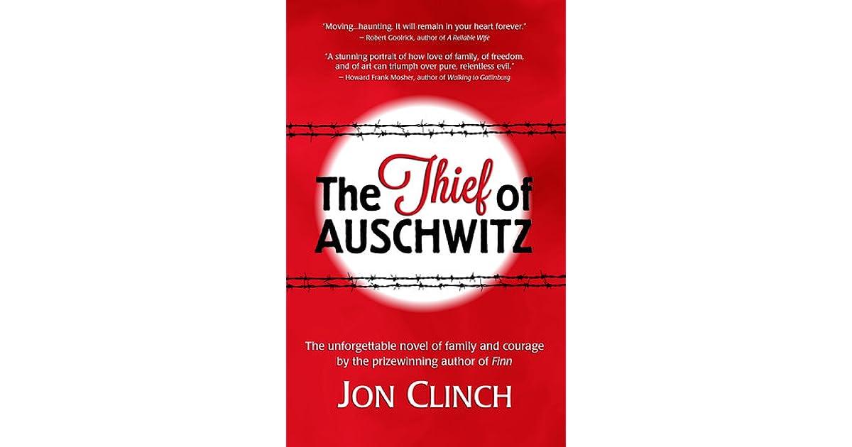 The thief of auschwitz by jon clinch fandeluxe Gallery