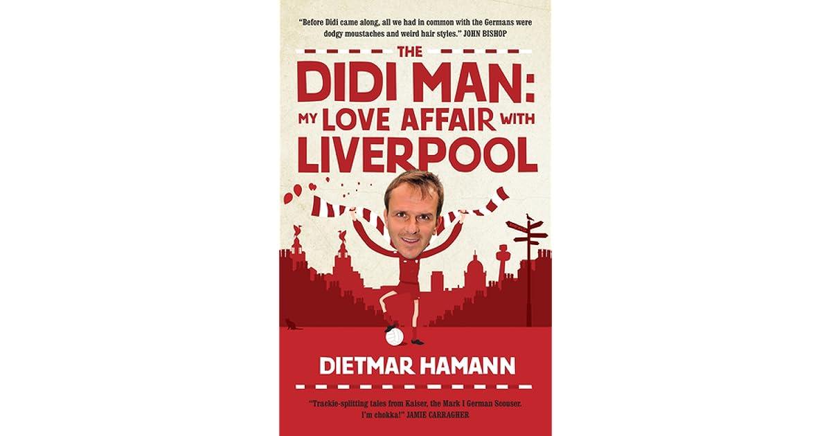 The Didi Man By Dietmar Hamann border=