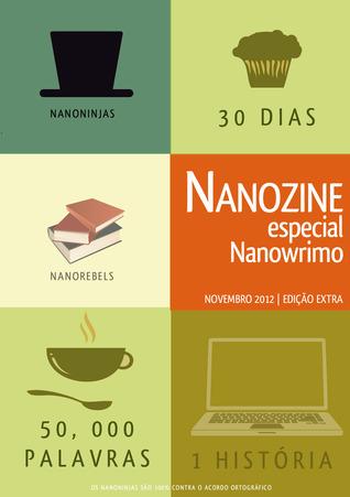Nanozine n. 7 extra NaNoWriMo by Adeselna Ferreira