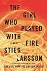 Review ebook The Girl Who Played with Fire (Millennium, #2) by Stieg Larsson