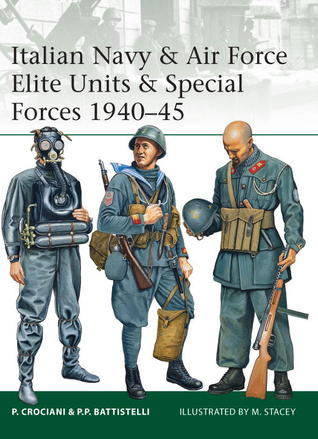 Italian Navy & Air Force Elite Units & Special Forces 1940-1945 (Osprey Elite 191)