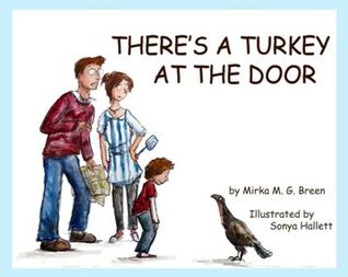 THERE'S A TURKEY AT THE DOOR