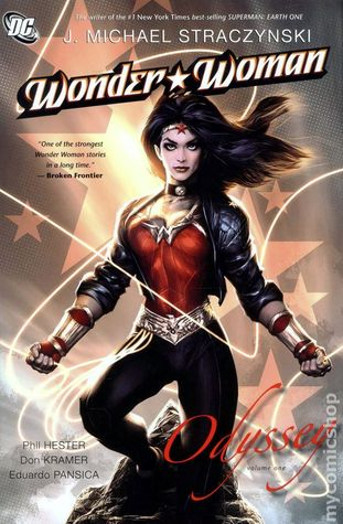 Wonder Woman: Odyssey, Vol. 1