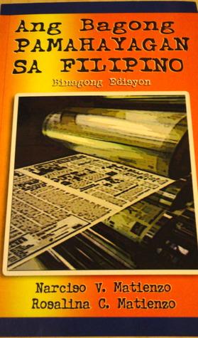 Ang Bagong Pamahayagan sa Filipino