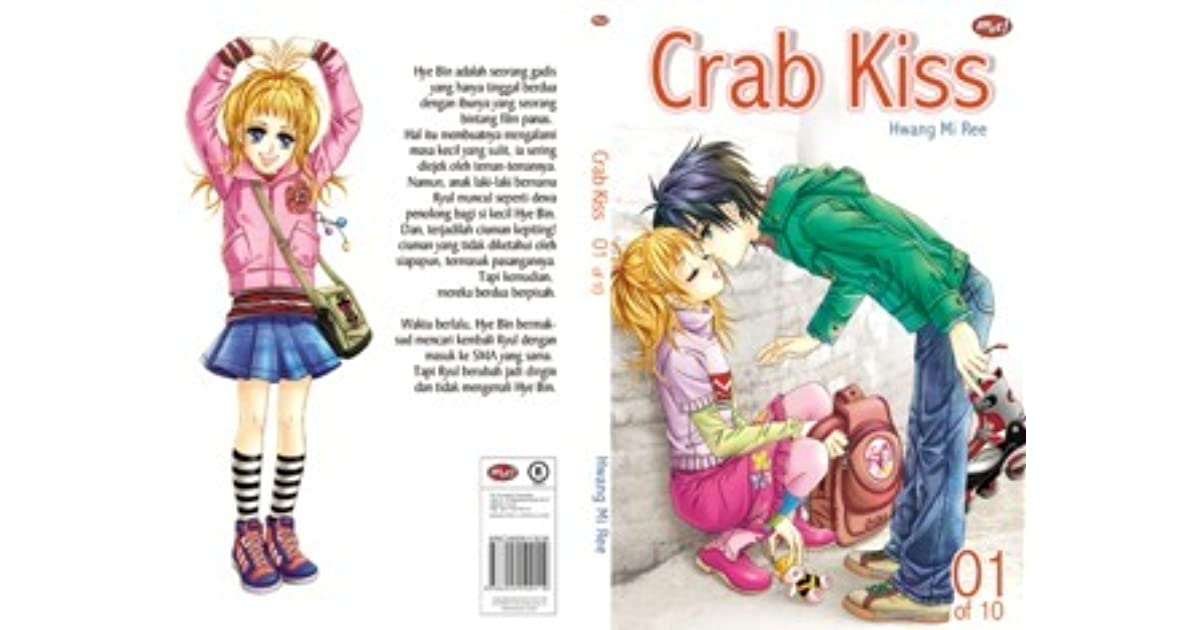 Crab Kiss Vol 1 By Mi Ri Hwang