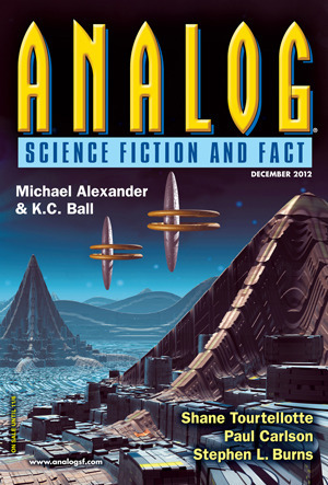 Analog Science Fiction and Fact, 2012 December