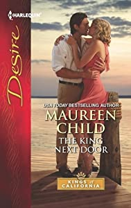 The King Next Door (Kings of California, #13)