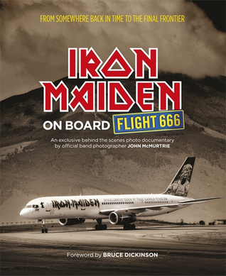 On Board Flight 666. by Iron Maiden